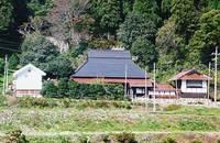 亀谷家の速田神社